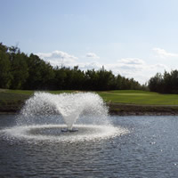 Photo of Bonnyville Golf Club at hole 13