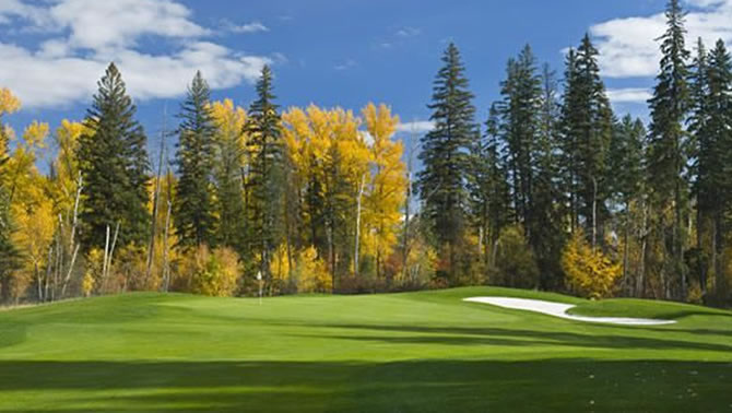 Buffalo Hills Golf Course – Kalispell