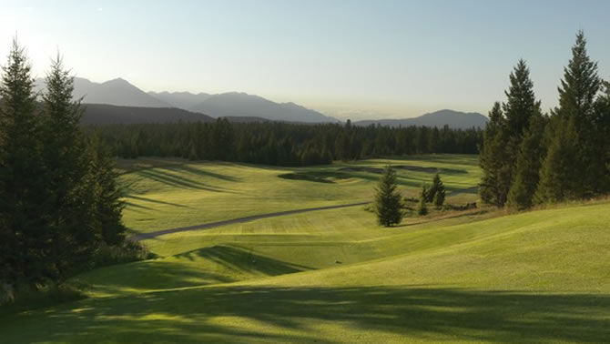 Copper Point Golf Club, Invermere, B.C.