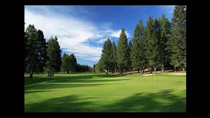 Cranbrook Golf Course, Cranbrook, B.C.