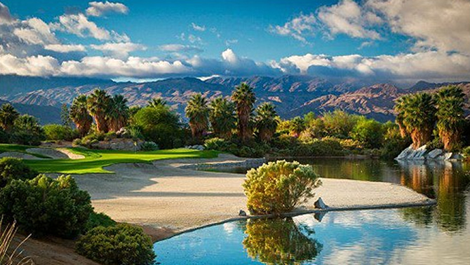 Desert Willow Golf Resort (Firecliff) – Palm Desert – Black tees (Firecliff) 7,056