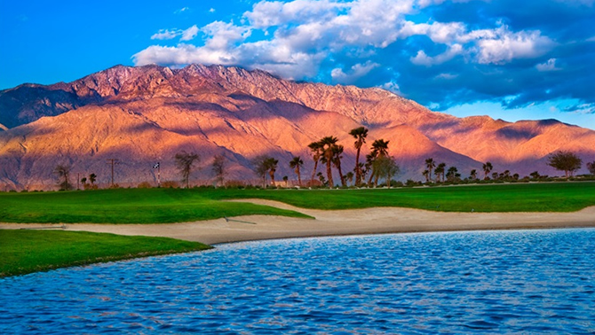 Escena Golf Course – Palm Springs – Tournament tees 7,173