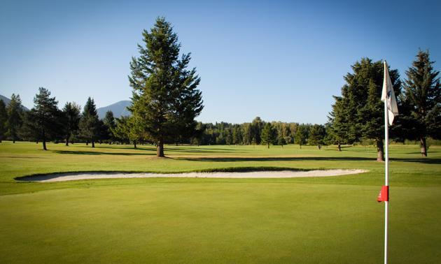 Glacier View Golf Club