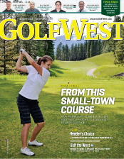 GolfWest Magazine Logo