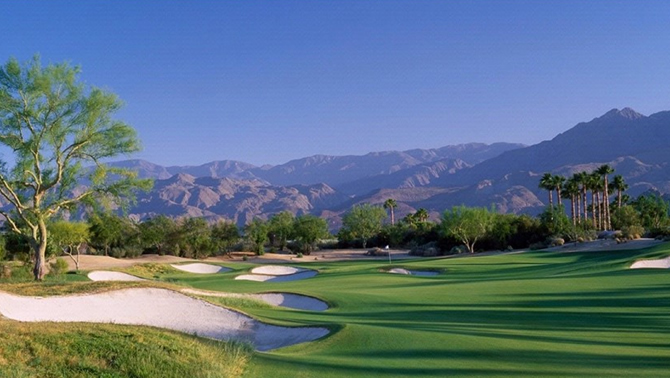 PGA West – Greg Norman Course – La Quinta – Tournament tees 7,156