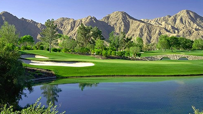 Indian Wells Golf Resort – Indian Wells – Cabernet tees 7,376