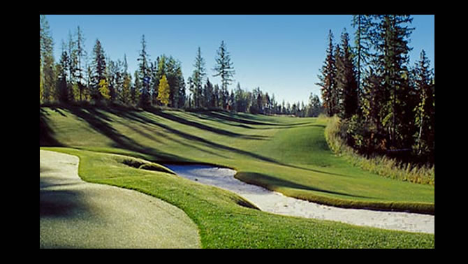 Iron Horse Golf Club (Private) – Whitefish