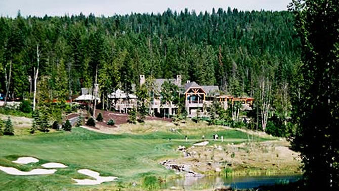 Iron Horse Golf Club (Private), Whitefish.