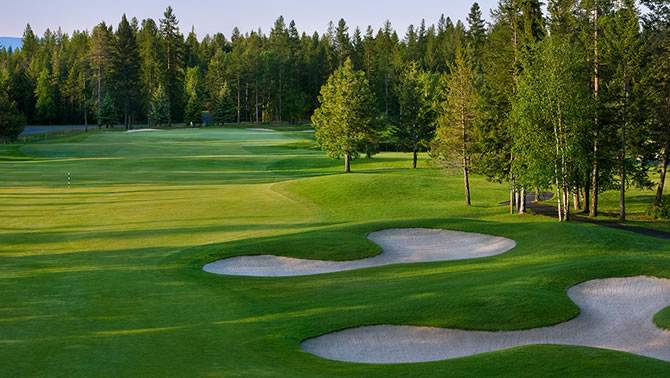 Meadow Lake Golf Course – Columbia Falls