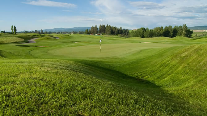 Northern Pines Golf Course – Kalispell