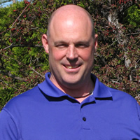 Paul Whittingham is the pro at the Cranbrook Golf Club.