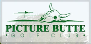 Picture Butte Golf Club Logo