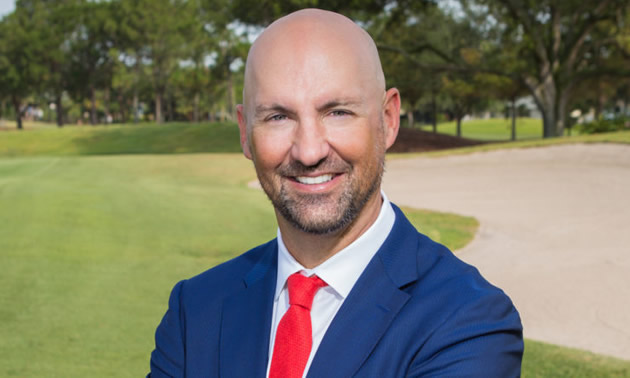 Laurence Applebaum has been selected as Golf Canada's next Chief Executive Officer (CEO).