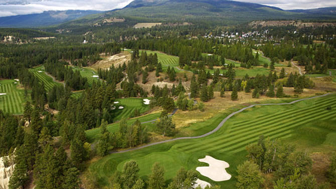 Picture of Bootleg Gap Golf Course