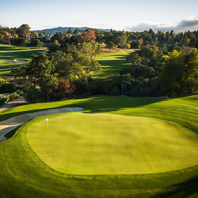 Picture of the Contra Costa Country Club in Pleasant Hill, California.