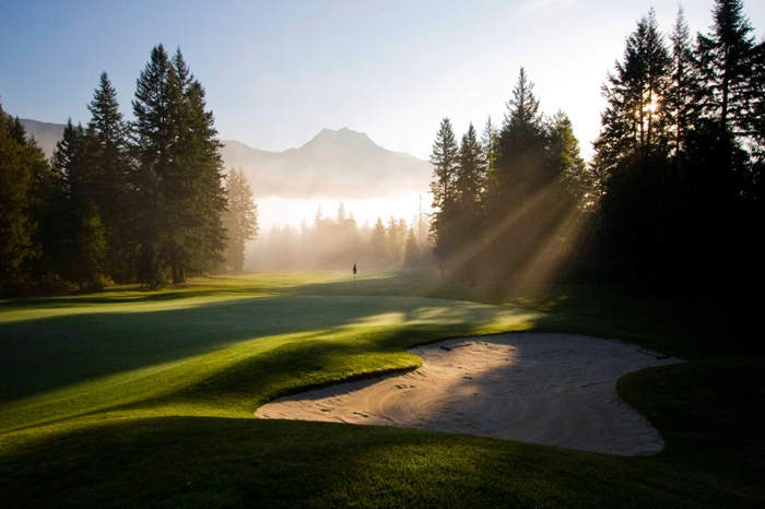 Picture of Golden Golf Course