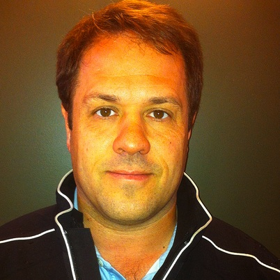 Kevin Maffioli, head pro at Christina Lake Golf Club.