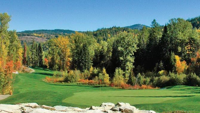 Picture of Redstone Resort Golf Course
