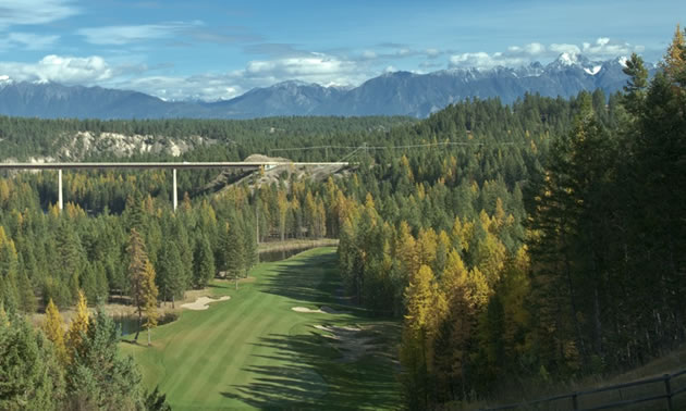 Shadow Mountain Golf Course, Cranbrook, B.C.