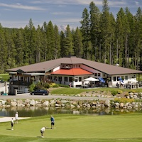 Clubhouse at trickle creek