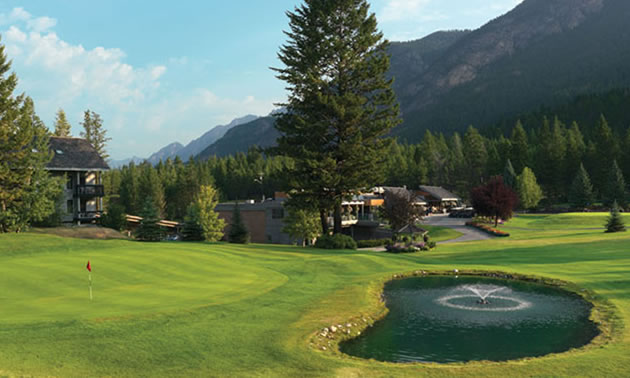 Picture of Radium Hot Springs Resort course.