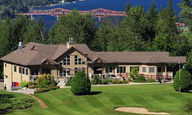 Picture of Granite Point Golf Course, Nelson.