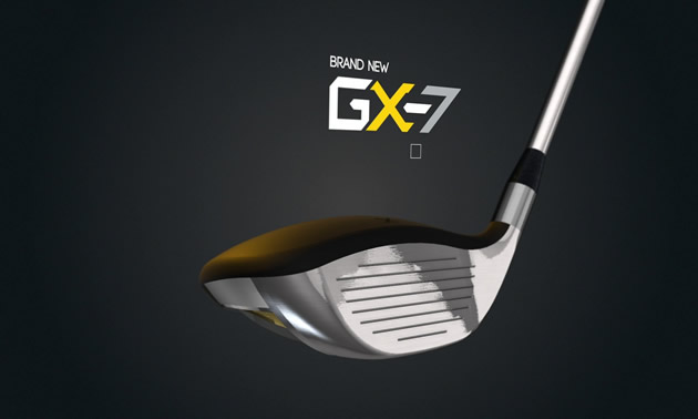 GX-7 X-Metal Driver