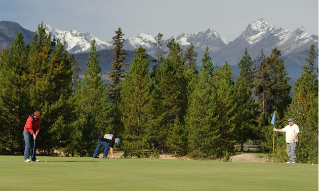 Photo Valemount Golf Course