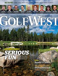 GolfWest Magazine Logo