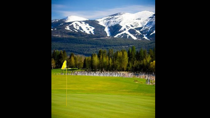 Whitefish Lake Golf Course – Whitefish