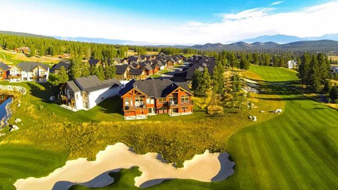 Wildstone Golf Course, Cranbrook, B.C.