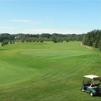 Picture of the Fantasy North Golf Club.