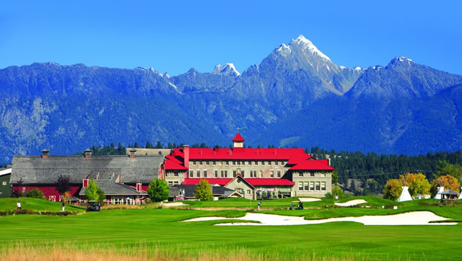 Picture of St. Eugene Golf Resort