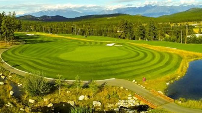Picture of WIldstone Golf Course
